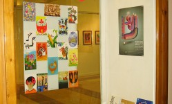 Picture of 9th exhibition 2015 . alphabet
